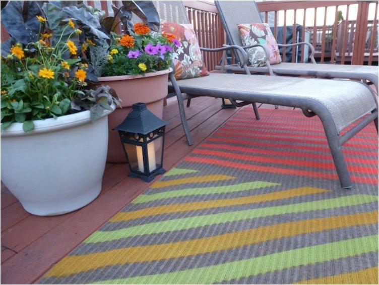 Awesome DIY Outdoor Rug