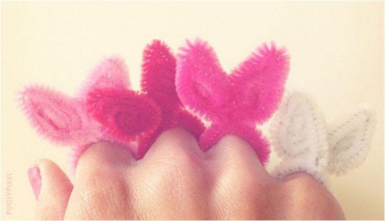 Bunny Ear Ring