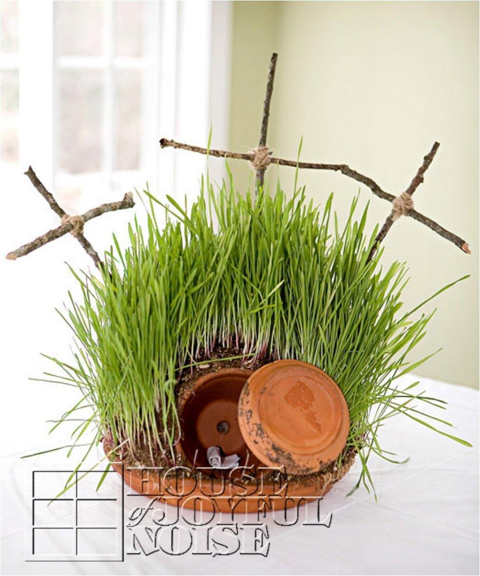 30 DIY Ideas To Decorate Your Home In The Spirit Of Easter
