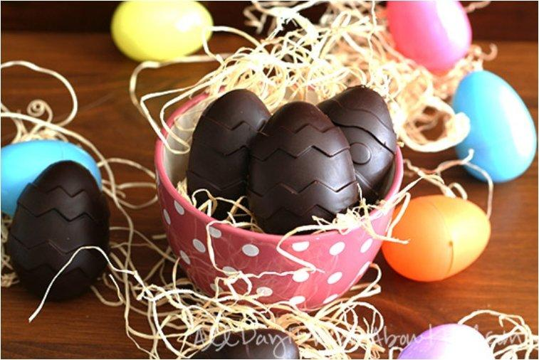 Copycat Easter Cream Eggs