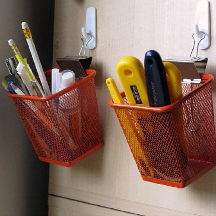 32 Ways A Binder Clip Can Make Your Life Easier And More Organized