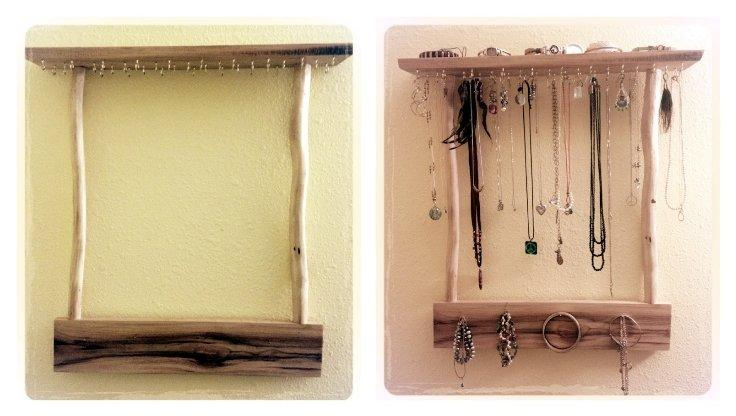 DIY-Wall-Hanging-Jewelry-Display