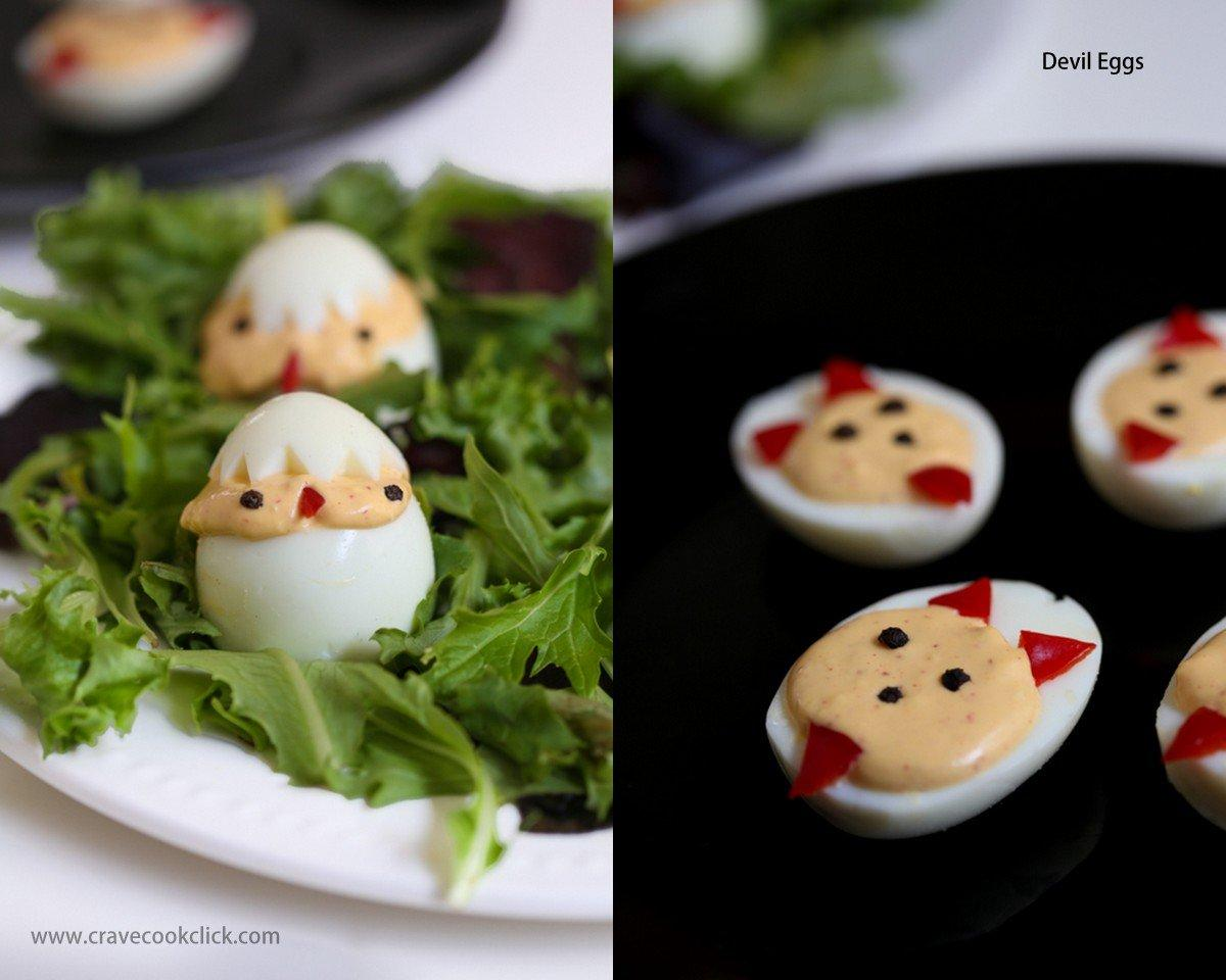 Devil Eggs Easter