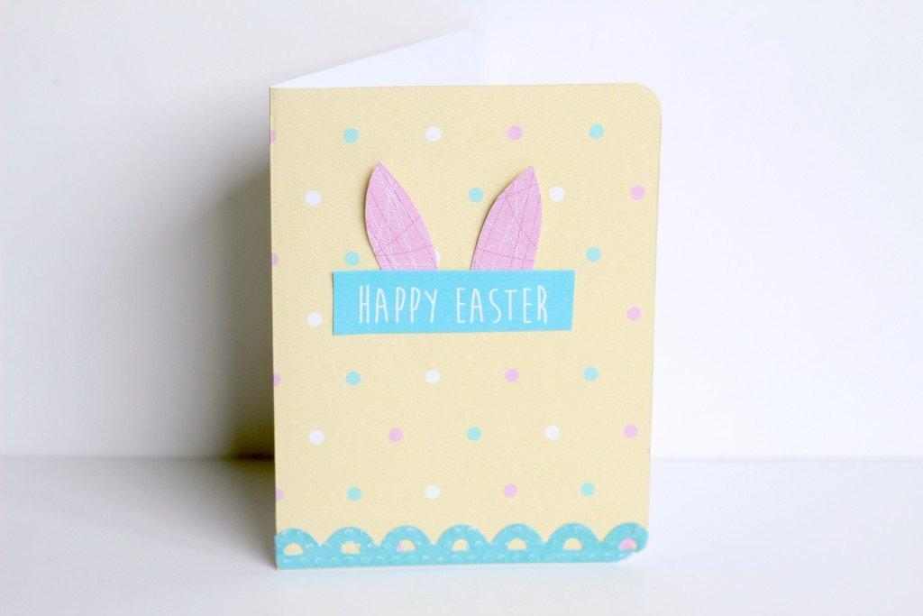 Easter Card (Includes Free Printables