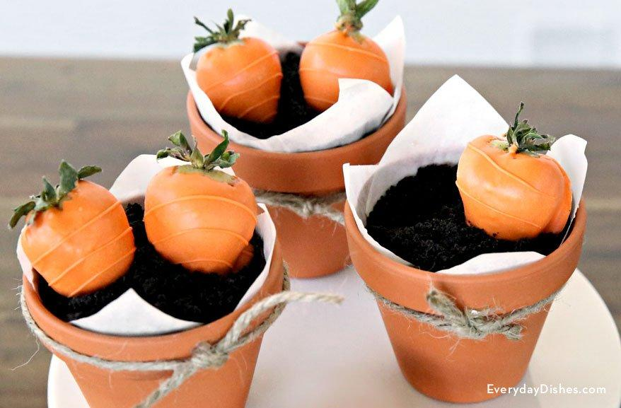 Easter Carro Chocolate Covered Strawberries)