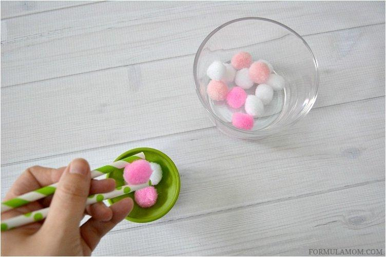 Easter Game Ideas Bunny Tails