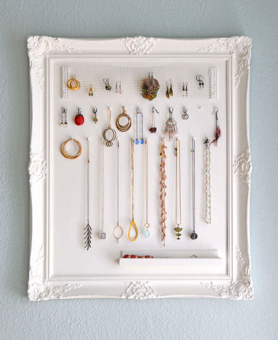Frame Jewelry Storage