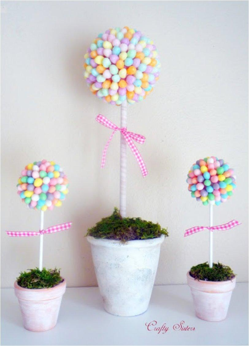 30 diy ideas to decorate your home in the spirit of easter for Diy easter decorations for the home