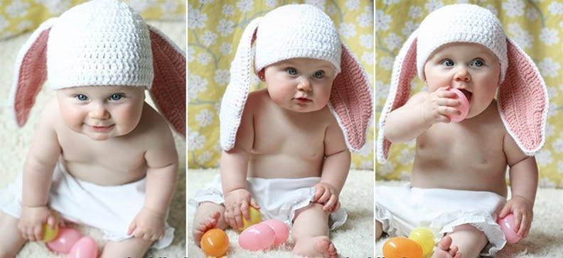 Little Cottontail Hat