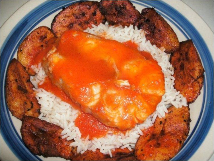 Nigeria Frejon with Obe Eja