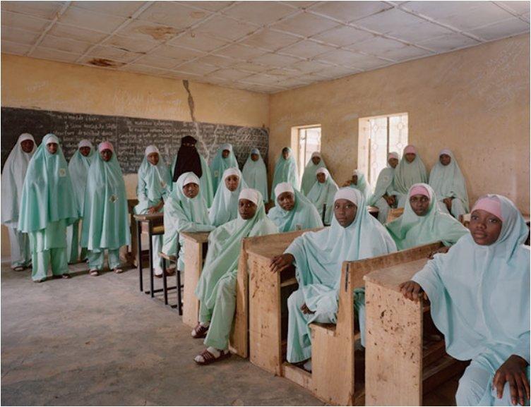 Nigeria, Kano, Ooron Dutse, Senior Islamic Secondary Level 2, Social Studies