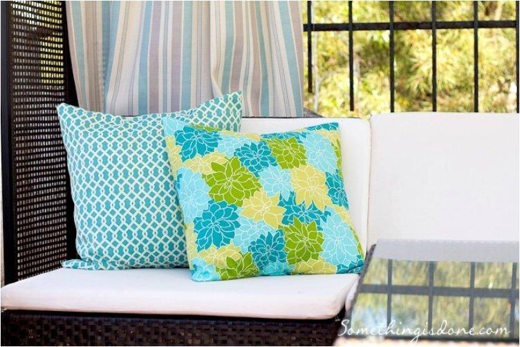 Outdoor Pillow Covers