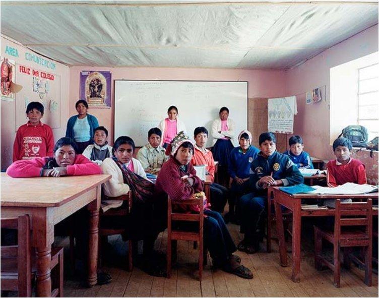 Peru, Tiracanchi, Secondary Grade 2, Mathematics