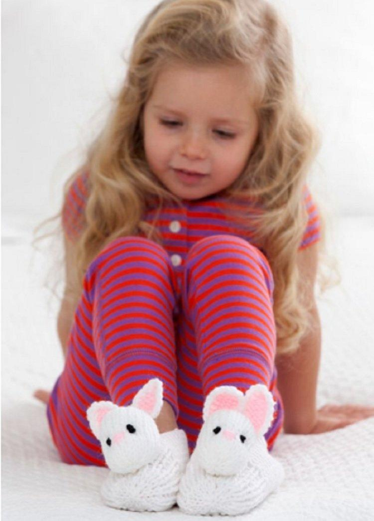 21 Free Crochet And Knitting Patterns For Your Baby's First Easter