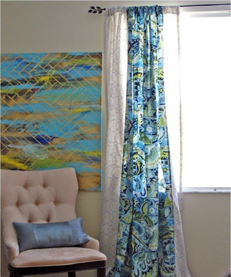 Pocket Top Curtains