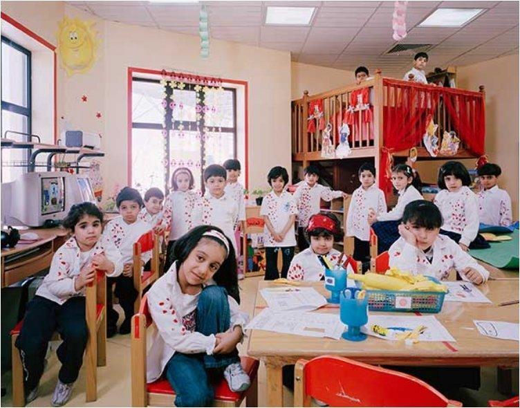 Saudi Arabia, Dammam, Kindergarden, Activities