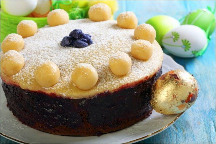 Simnel Cake [Ireland]