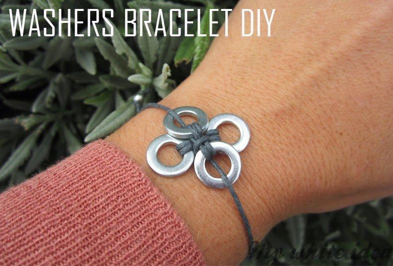 From The Tool Box To Your Jewelry Box 24 DIY Hardware Jewelry