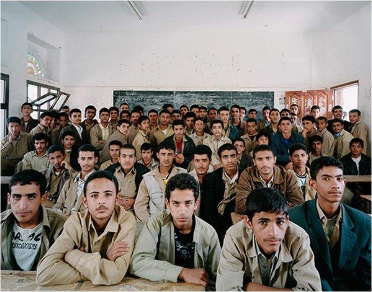 Yemen, Sanaa, Secondary Year 2, English