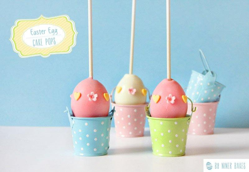 23 Adorable, Delicious And Mess-Free Easter Pops Recipes