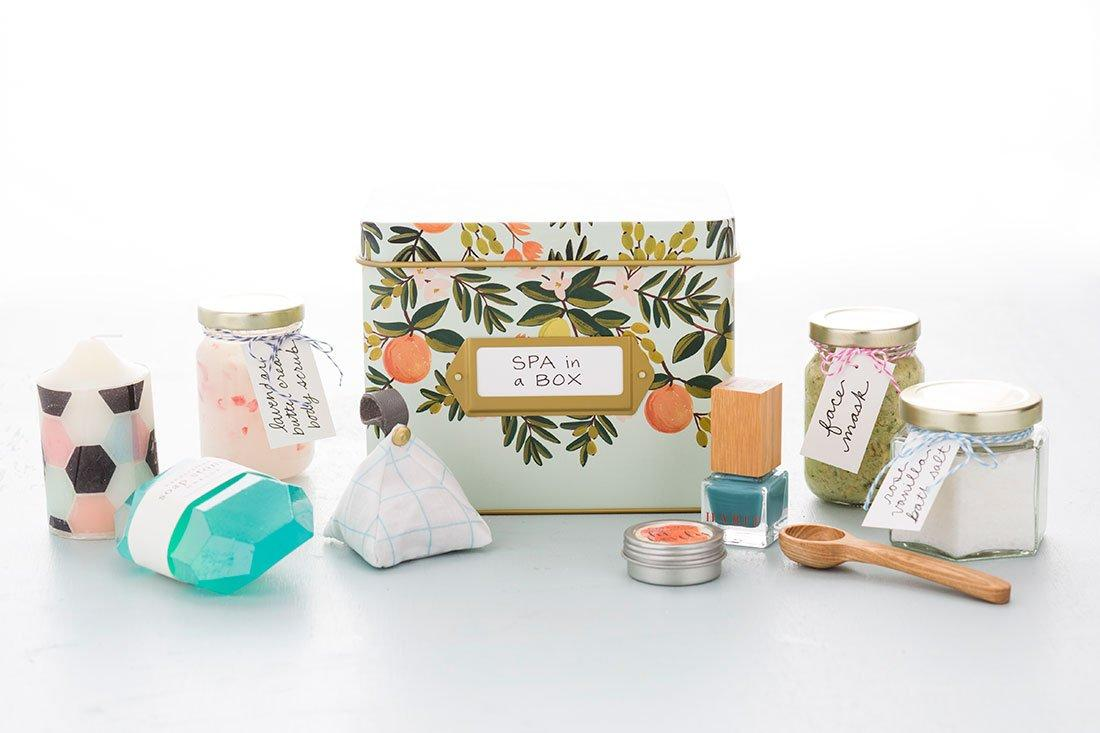 DIY Spa-in-a-Box for Mom This Mother s Day
