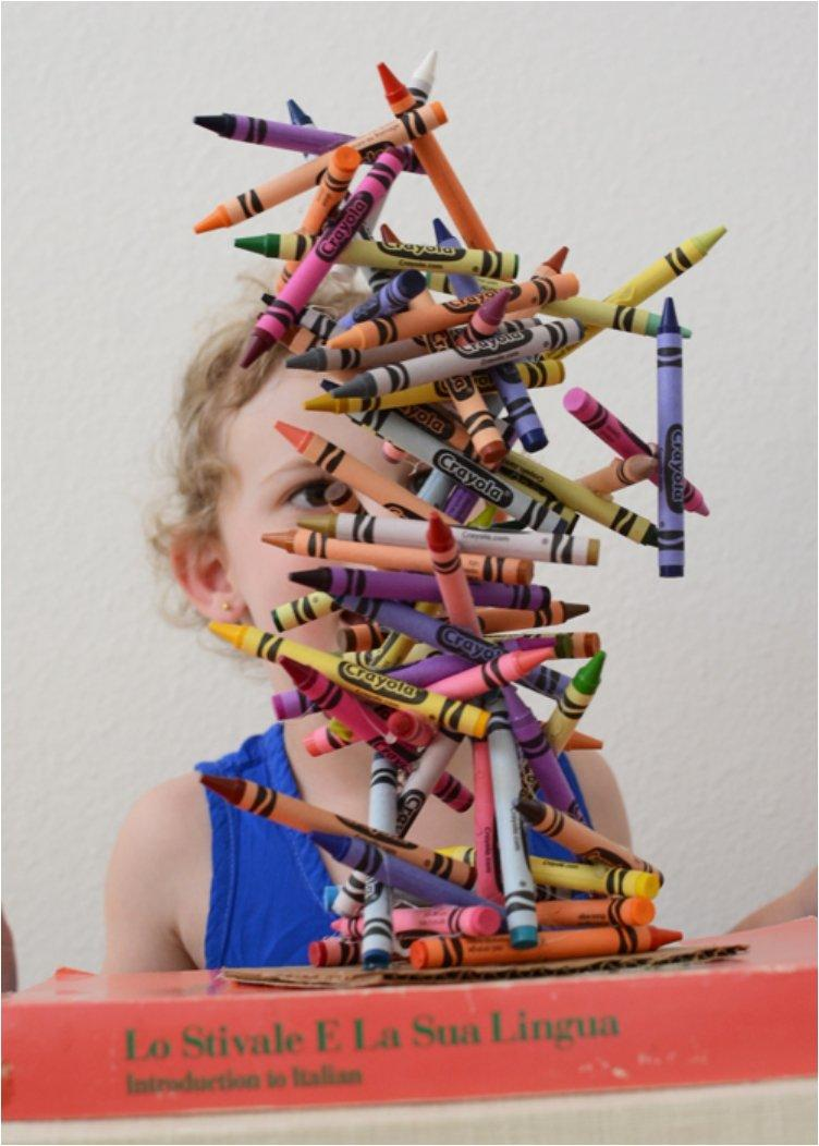 16 Surprising Ways To Use Up Those Broken Pieces Of Crayon
