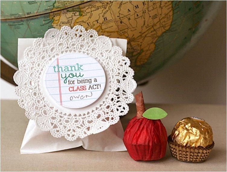 teacher appreciation treat with printable tags