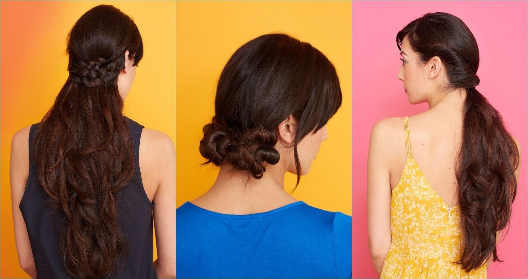 10+ Easy Helmet-Friendly Hairstyle Tutorials For Looking Stylish ...