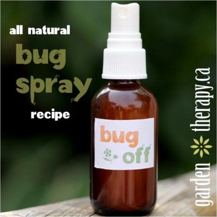All-Natural Bug Spray