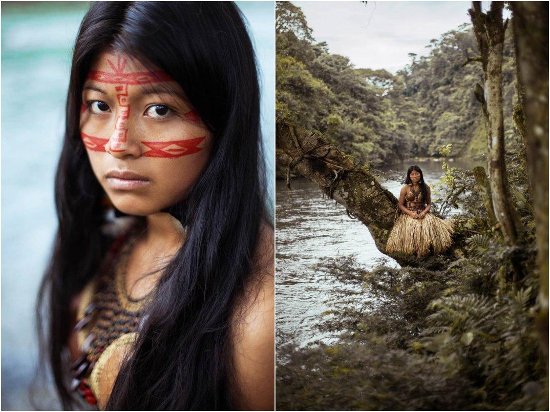 Amazon Jungle, Ecuador