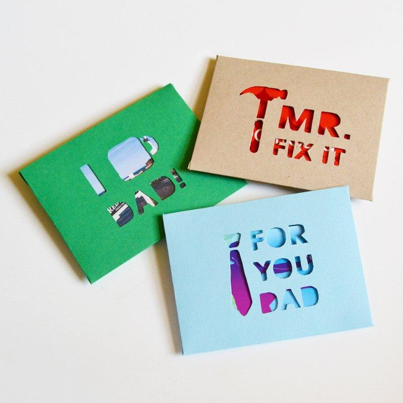 Father s Day Gift Card Holders