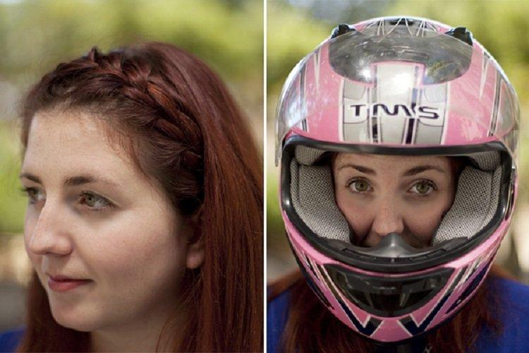 10+ Easy Helmet-Friendly Hairstyle Tutorials For Looking Stylish When Cycling
