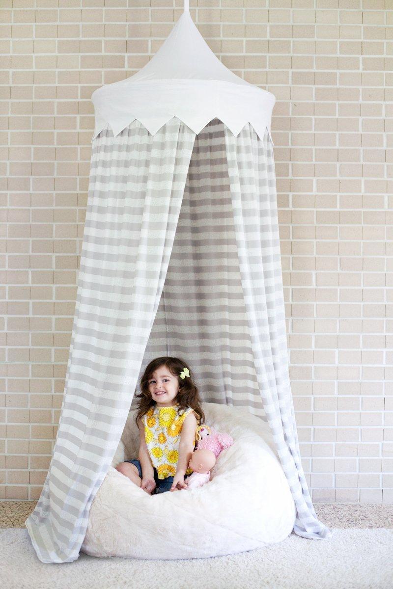 Hula Hoop Tent