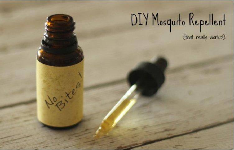 Mosquito Repellent Drops