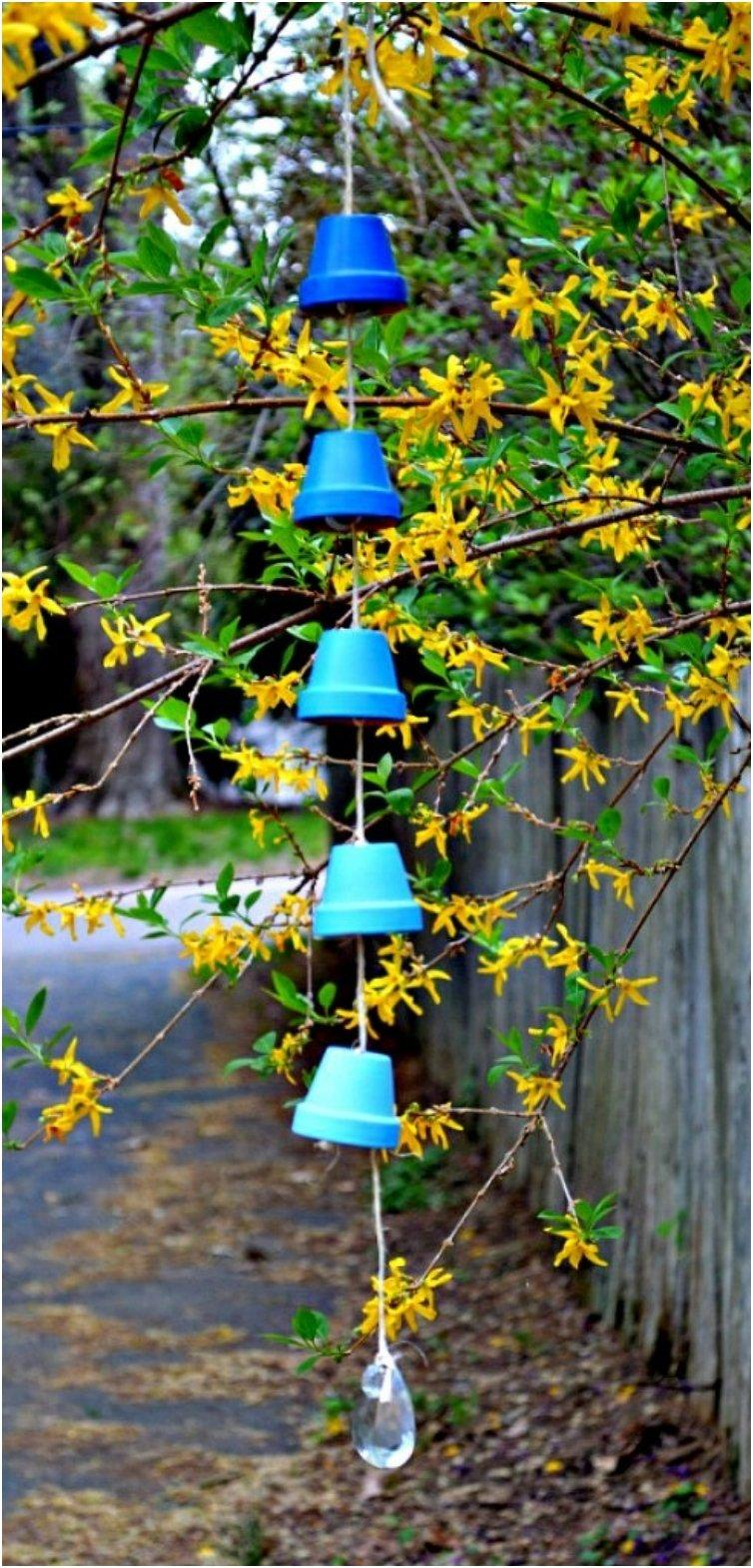 Bring Some Melody To Your Garden WIth 17 DIY Wind Chimes