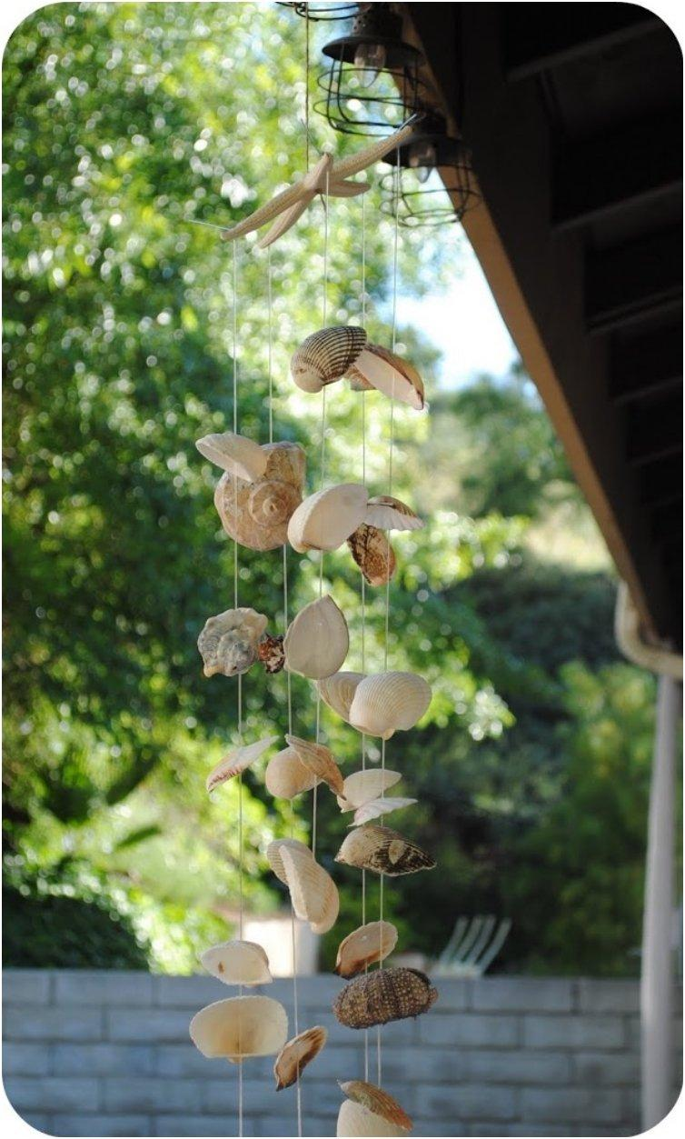 Seashel Wind Chime
