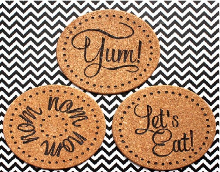 20 Fun DIY Coasters For A Water Stain-Free Table During Summer Home-Parties