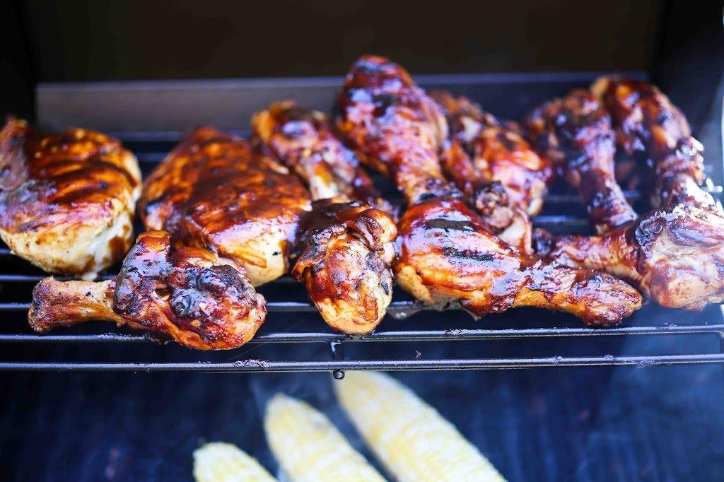 HONEY CHIPOTLE BBQ CHICKEN