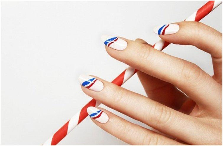 Feel The Patriotic Spirit To The Tips Of Your Fingers With 16 DIY 4th Of July Manis