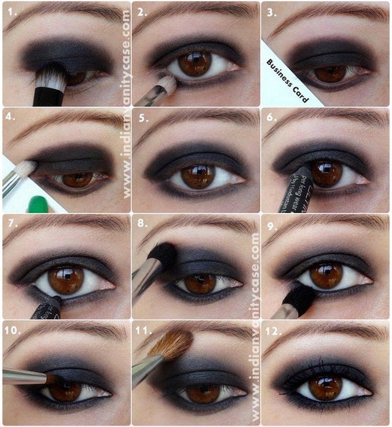 Top 10 Smokey Eye Tutorials for Your Makeup Inspiration