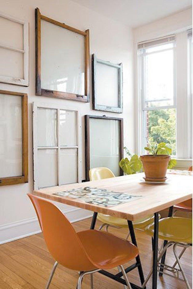 How to Use Your Old Windows: 12 DIY Projects for Your Home