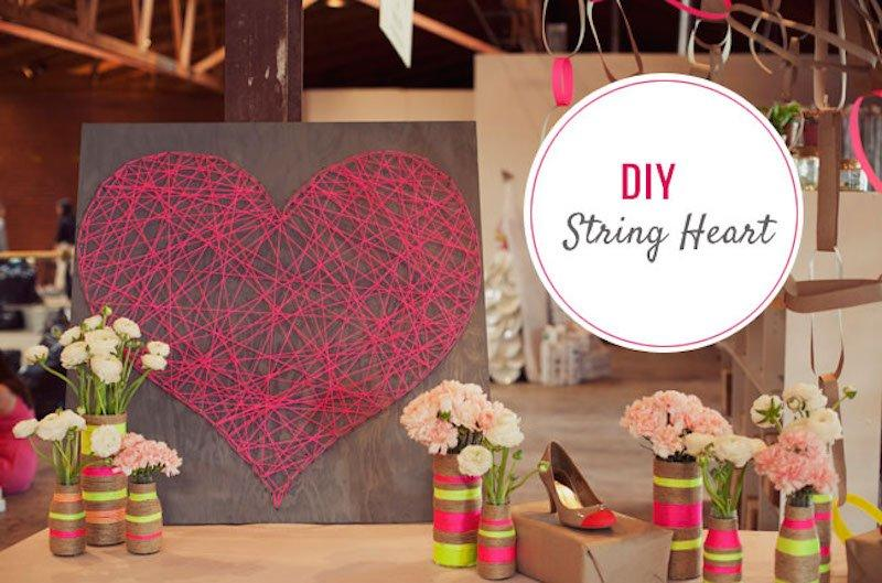 12 Easy DIY Ideas: How to Use String For Decorating Your Home