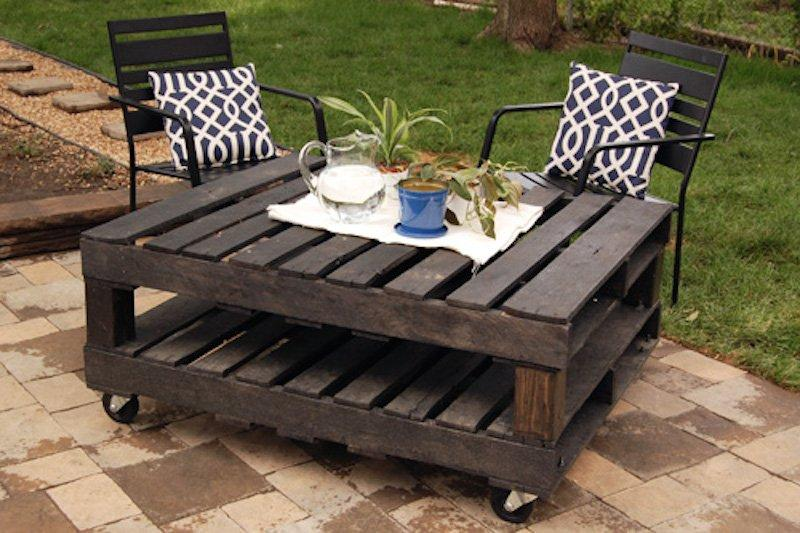 How to DIY Wooden Pallets Into Amazing Furniture