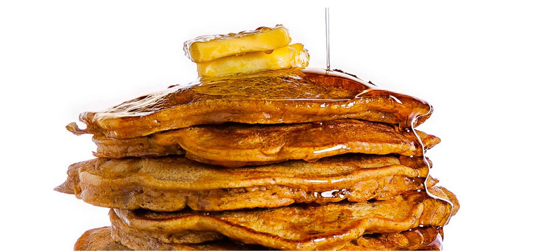 The Best Pumpkin Pancakes I've Ever Made (Recipes). You'll Love Them!