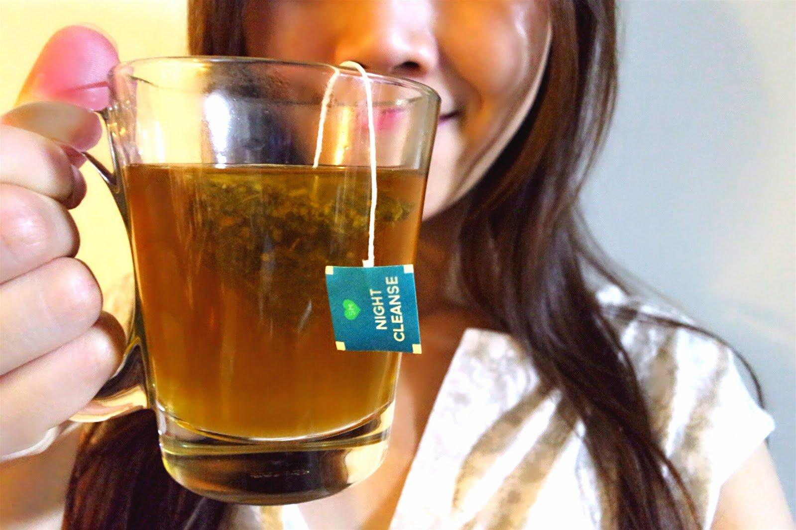 3 Simple Teatox Recipes That Will Free Your Belly From Fat