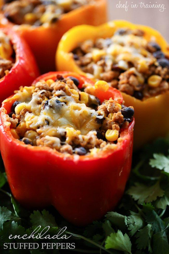 Tested 10 Stuffed Bell Peppers Recipes For Wonderful Lunch