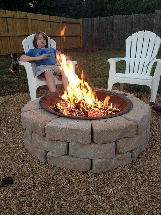 Winter DIY: Awesome Fire Pit Ideas That Will Warm You Up