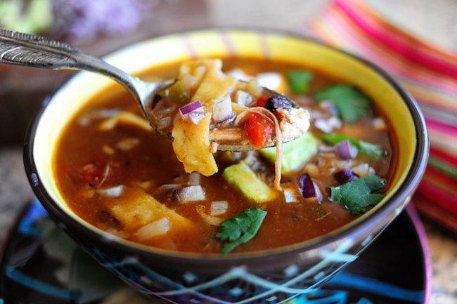 The Perfect Starters: Introducing Chicken Tortilla Soup Recipes