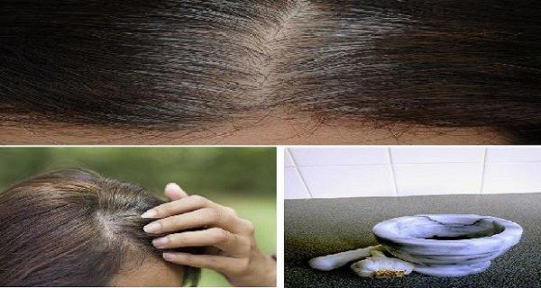 How To Naturally Regrow Amazing Hair in 5 Minutes