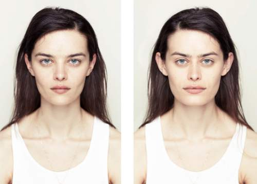 Try Perfect Symmetry on Your Face and Get Amazed or Terrified of the Results